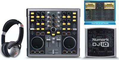 Total Computer DJ in a Box Computer DJ System