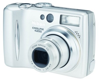 Coolpix 4200 Digital Camera