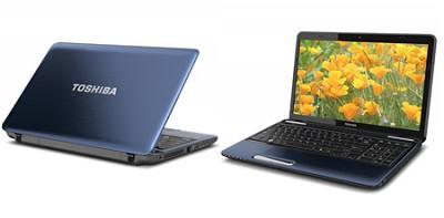 Satellite L755D-S5250  15.6 Inch Aluminum Blue Notebook