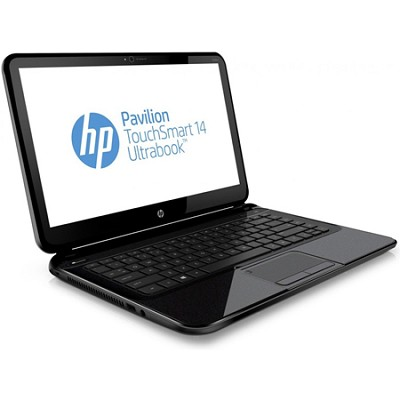 Pavilion TouchSmart 14` HD 14-b170us Ultrabook PC - Intel Core i3-3227U Proc.