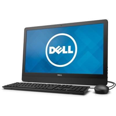 Inspiron 3452 23.8` Pentium J3710 Touchscreen 1920x1080 All-In-One Desktop Black