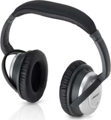 QuietComfort 2 Acoustic Headphones - Silver