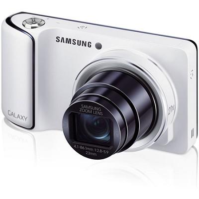 GALAXY Camera  EK-GC110 16.3 MP Digital camera -  White