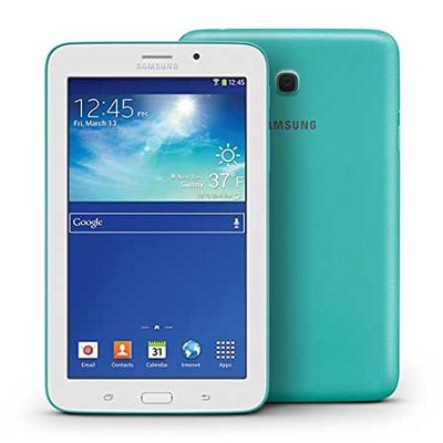 Galaxy Tab 3 Lite 7.0` Blue/Green 8GB Tablet - 1.2 GHz Dual Core Processor
