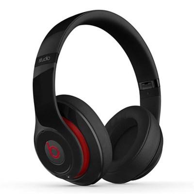 Dr. Dre Studio Wireless Over-Ear Headphone (Black) Certified Refurbished