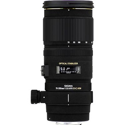 70-200mm F2.8 EX DG OS HSM Lens for Sony/Minolta Mounts