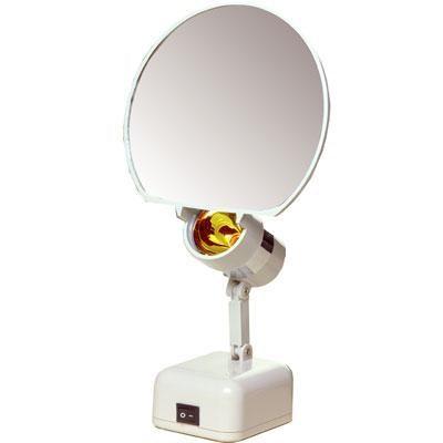 7` 8X Illuminated Vanity Mirro