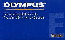 2 Year Extended Warranty For E Series Digital SLR's