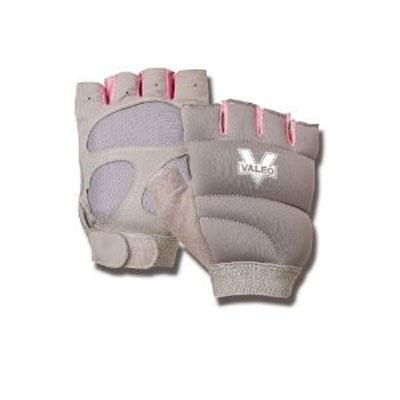 Women's Weighted Power Gloves in Gray - VA5972GY