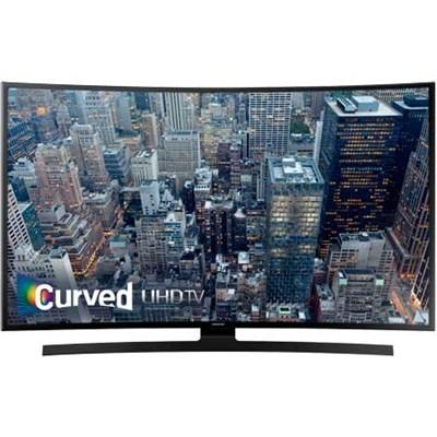 UN55JU6700 - 55-Inch Curved 4K Ultra HD Smart LED HDTV - REFURBISHED O/B