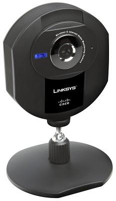 Wireless-G Internet Home Monitoring Camera