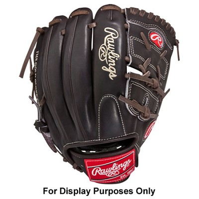 Pro Preferred Mocha 11.75` Infield Solid Web Baseball Glove (Left Hand Throw)