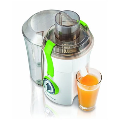 Big Mouth Juice Extractor, White (67602A)