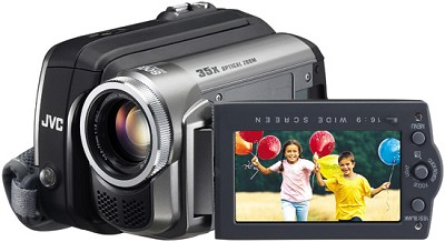 GRD850 High-Band Digital Video Camera with 35x Optical Zoom
