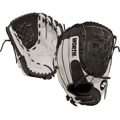 Legit Series 12-inch Fastpitch Softball Glove (Left-Hand Throw)