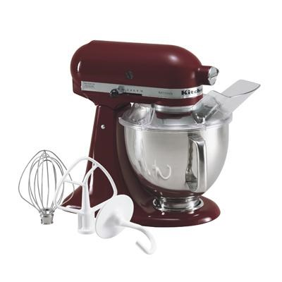 Artisan Series 5-Quart Tilt-Head Stand Mixer in Gloss Cinnamon - KSM150PSGC