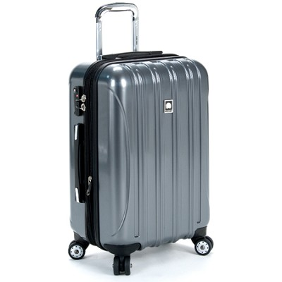Helium Aero Carry-On Expandable Spinner Trolley (Titanium) - 07644PL