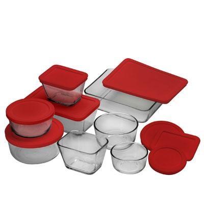 16 Pc Kitchen Storage Set