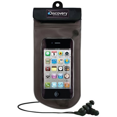Discovery underwater ipod/iphone case