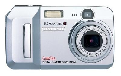 D-595 Digital Camera