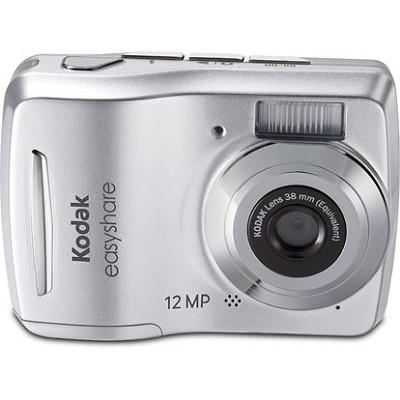 EasyShare C1505 12MP 5x Zoom 2.4 inch LCD Silver Digital Camera