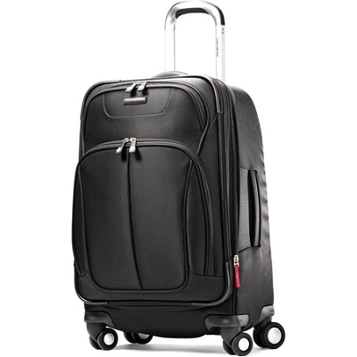 Hyperspace 21.5` Carry On Spinner Luggage (Galaxy Black)