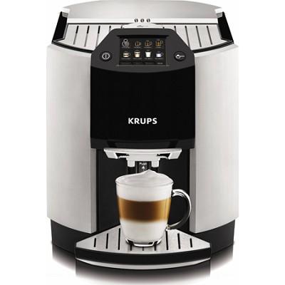 Barista One Touch Automatic Espresso Machine - Silver