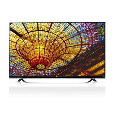 UF8500 Series 60-inch 4K Smart 3D IPS LED TV  w/ Two 3D Glasses