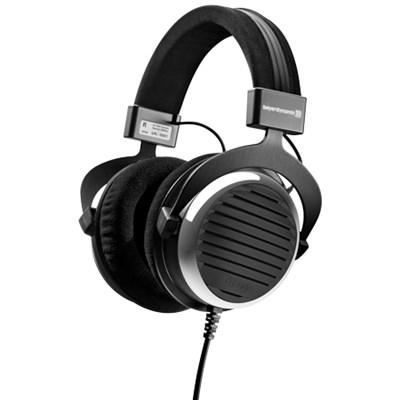 BeyerDynamic DT-990 Over-Ear 3.5mm Wired Headphones (Brushed Chrome)