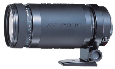 200-400mm F/5.6 LD IF For Minolta Maxxum Lense, WIth 6-Year USA Warranty