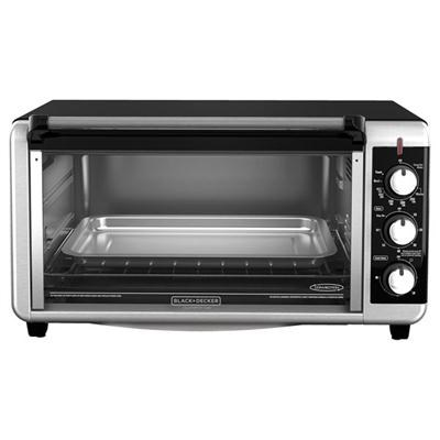 8-Slice Extra Wide Convection Countertop Toaster Oven - TO3250XSB