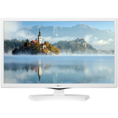 24LJ4540-WU - 24-Inch 720p LED TV (White)(2017 Model) - OPEN BOX