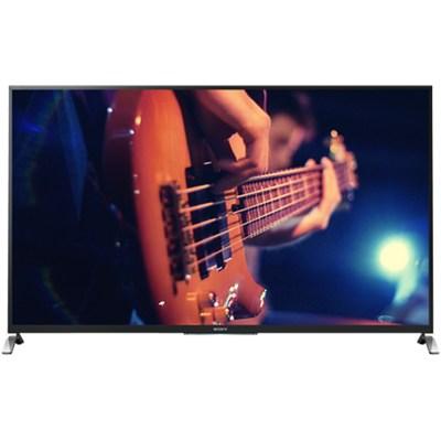 KDL65W950B 65` Ultimate Smart3D LED HDTV Motionflow XR480(Certified Refurbished)