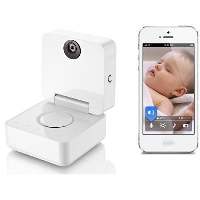 Smart Baby Monitor - White