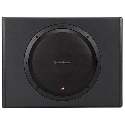 P300-12 Punch 300 Watt Powered Loaded 12-Inch Subwoofer Enclosure - OPEN BOX