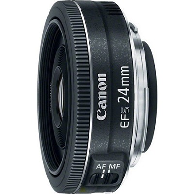 EF-S 24mm f/2.8 STM Camera Lens