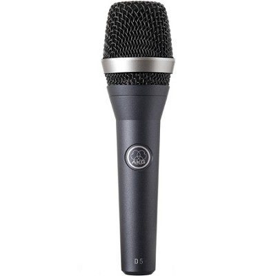 D5 Professional Dynamic Stage Vocal Microphone