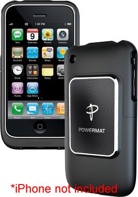 Receiver Case for iPhone 3G