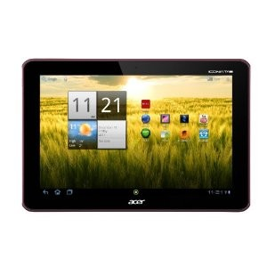 A200 16GB Touch Tablet Tegra T20S 1.0 GHz (Dual-core) Red