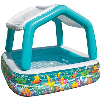 Sun Shade Pool for Ages 2 and up