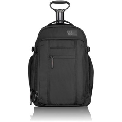 T-Tech Icon Jerry Wheeled Backpack (Black) - OPEN BOX