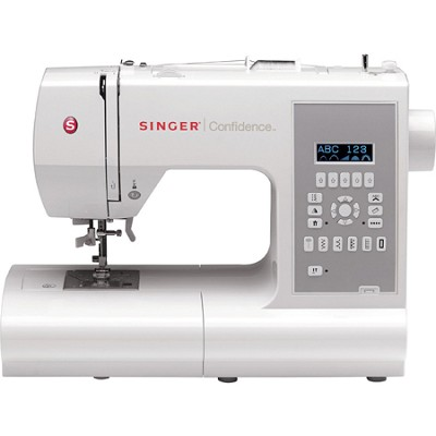 7470 Confidence Electronic Sewing Machine - OPEN BOX