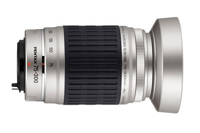 smc P-FA 75-300mm f/4.5-5.8 AL (Silver) - Telephoto Auto Focus Zoom Lens