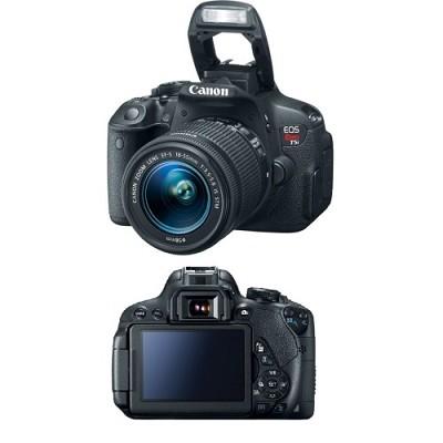 EOS Rebel T5i 18MP SLR Digital Camera with EF-S 18-55mm IS STM Lens