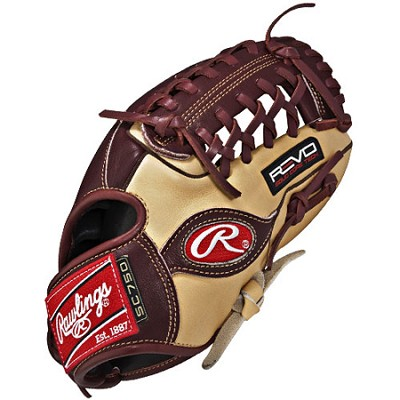 7SC115CF - REVO SOLID CORE 750 Series 11.50 inch Baseball Glove Right Hand Throw
