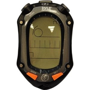 Handheld Digital Fishing/Hunting Watch with Tide, Altimeter, Barometer, Thermome