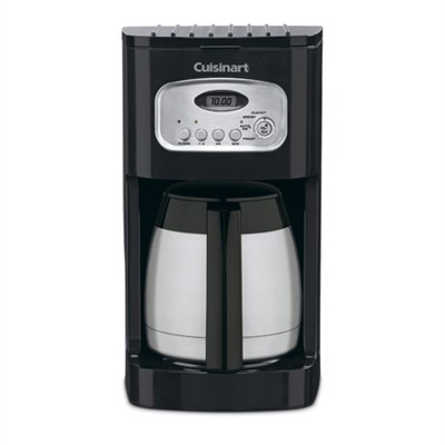 Brew Central 10-Cup Programmable Thermal Coffeemaker (Certified Refurbished)