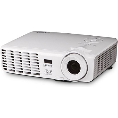 D518 3000 Lumen SVGA HDMI Portable DLP Projector Factory Refurbished