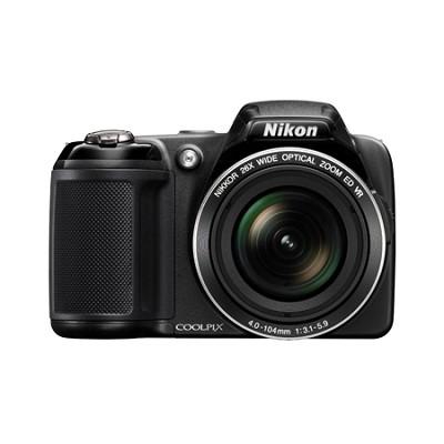 COOLPIX L810 16.1 MP 3.0-inch LCD Digital Camera - Black