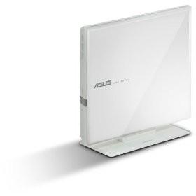 SDRW-08D1S-U/WHT External DVD-RW Slim Optical Drive